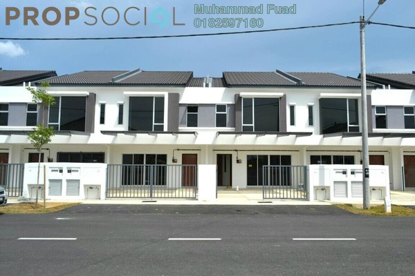 For Sale Terrace at Aquila @ Alam Sutera, Kuala Selangor Freehold Unfurnished 4R/3B 490k
