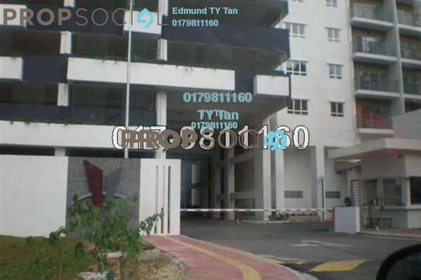 For Sale Condominium at Suria Jelatek Residence, Ampang Hilir Freehold Semi Furnished 3R/2B 580k