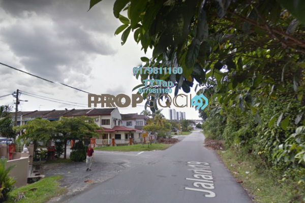 For Sale Terrace at Taman Murni, Cheras South Freehold Semi Furnished 4R/2B 699k
