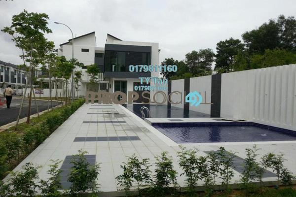 For Sale Link at Laman Bayu, Bukit Jalil Freehold Unfurnished 5R/5B 1.63m