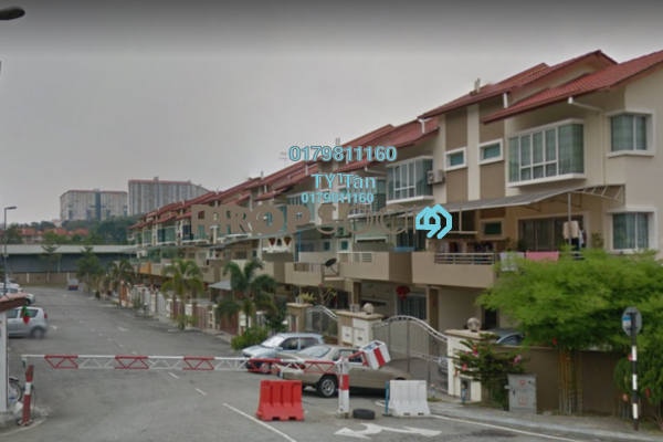 For Sale Link at Taman Bukit Serdang, Seri Kembangan Freehold Semi Furnished 5R/4B 888k