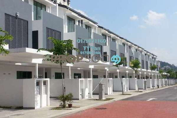 For Sale Link at Laman Bayu, Bukit Jalil Freehold Unfurnished 5R/5B 1.45m