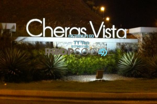For Sale Link at Cheras Vista, Bandar Mahkota Cheras Freehold Semi Furnished 4R/3B 790k