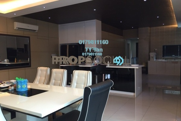 For Sale Link at Suadamai, Bandar Tun Hussein Onn Freehold Fully Furnished 0R/0B 1.18m