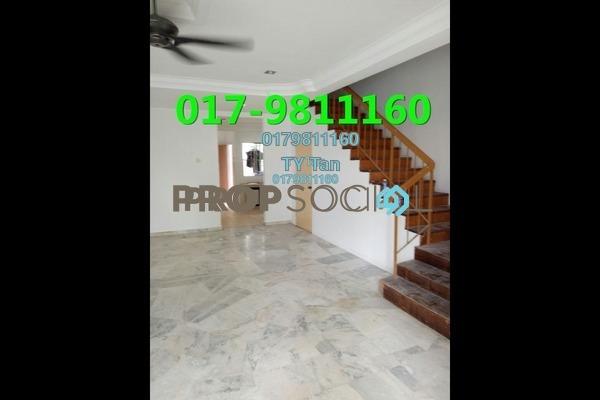 For Sale Terrace at Section 8, Bandar Mahkota Cheras Freehold Semi Furnished 4R/3B 460k