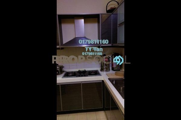 For Rent Condominium at Aman Heights, Seri Kembangan Freehold Fully Furnished 3R/2B 1.4k