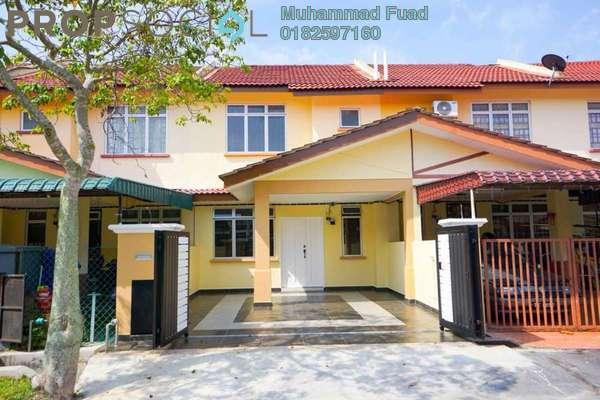 For Sale Terrace at Bandar Tasik Kesuma, Semenyih Freehold Semi Furnished 3R/4B 420k