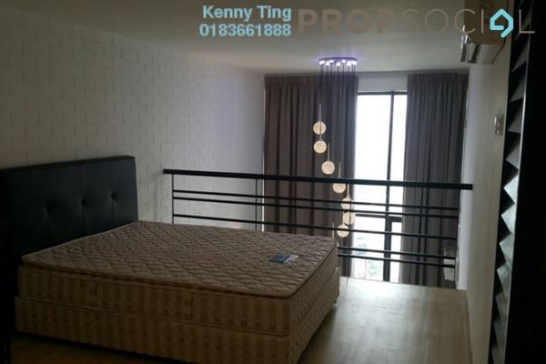 For Rent Condominium at Empire Damansara, Damansara Perdana Freehold Semi Furnished 1R/2B 1.5k