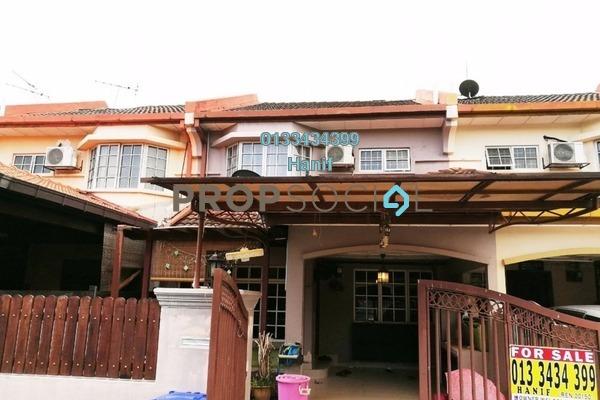 For Sale Terrace at Taman TTDI Jaya, TTDI Jaya Freehold Semi Furnished 4R/3B 600k
