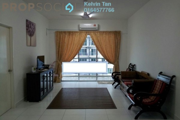 For Rent Condominium at Elit Heights, Bayan Baru Freehold Fully Furnished 3R/2B 1.8k