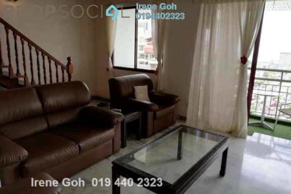 For Rent Apartment at CostaVilla, Tanjung Tokong Freehold Fully Furnished 3R/2B 2k