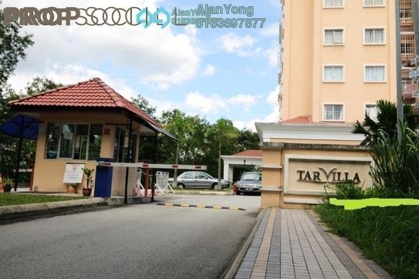 For Rent Condominium at TAR Villa, Setapak Freehold Fully Furnished 3R/2B 1.8k