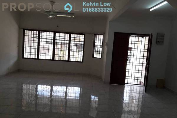 For Sale Terrace at BU4, Bandar Utama Freehold Semi Furnished 4R/3B 1.35m