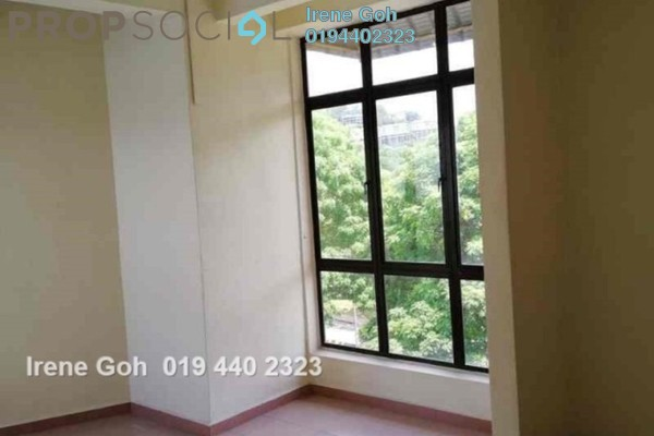For Rent Apartment at Bayshore Apartment, Tanjung Bungah Freehold Unfurnished 3R/2B 1.1k
