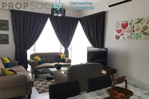 For Rent Condominium at Nova Saujana, Saujana Freehold Fully Furnished 2R/2B 2.3k