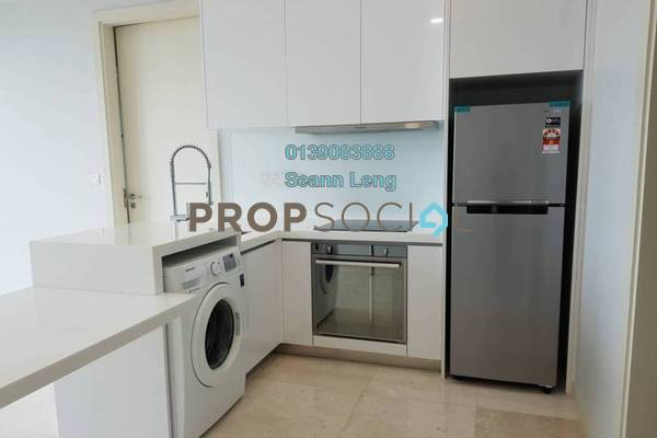 For Rent Condominium at Vogue Suites One @ KL Eco City, Mid Valley City Freehold Semi Furnished 1R/1B 2.65k