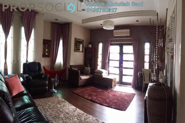 For Sale Bungalow at Kampung Melayu Subang, Subang Freehold Semi Furnished 6R/4B 1.9m