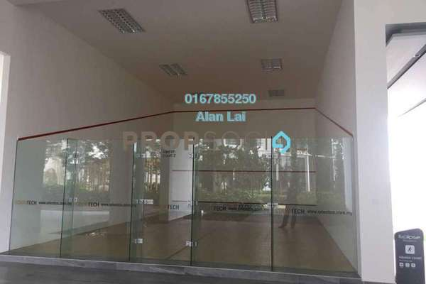 For Sale Duplex at Eclipse Residence @ Pan'gaea, Cyberjaya Freehold Semi Furnished 3R/2B 573k