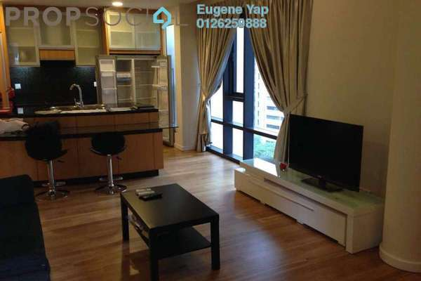 For Sale Condominium at St Mary Residences, KLCC Freehold Fully Furnished 1R/2B 1.48m