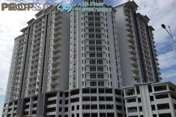 For Sale Apartment at Idaman Iris, Sungai Ara Freehold Fully Furnished 3R/2B 440k