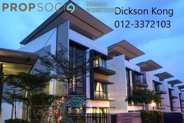 For Sale Villa at Laman Vila, Segambut Freehold Unfurnished 8R/8B 4m