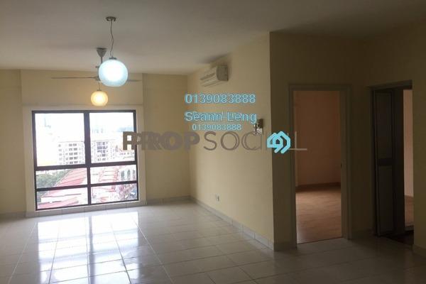 For Rent Condominium at Pelangi Damansara Sentral, Mutiara Damansara Leasehold Semi Furnished 1R/1B 1.3k