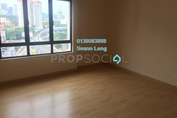 For Rent Condominium at Pelangi Damansara Sentral, Mutiara Damansara Freehold Semi Furnished 1R/1B 1.2k