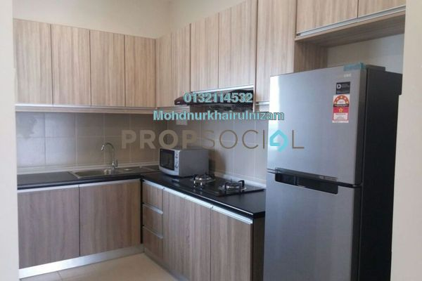 For Sale Serviced Residence at Residensi Alami, Shah Alam Freehold Unfurnished 3R/2B 460k
