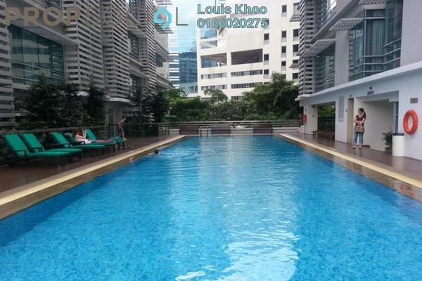 For Sale Condominium at One Residency, Bukit Ceylon Freehold Fully Furnished 2R/2B 900k