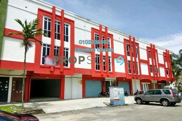 For Sale Shop at Taman Rasah Jaya, Rasah Freehold Unfurnished 1R/1B 660k