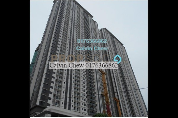 For Sale Serviced Residence at South View, Bangsar South Freehold Unfurnished 3R/0B 689k