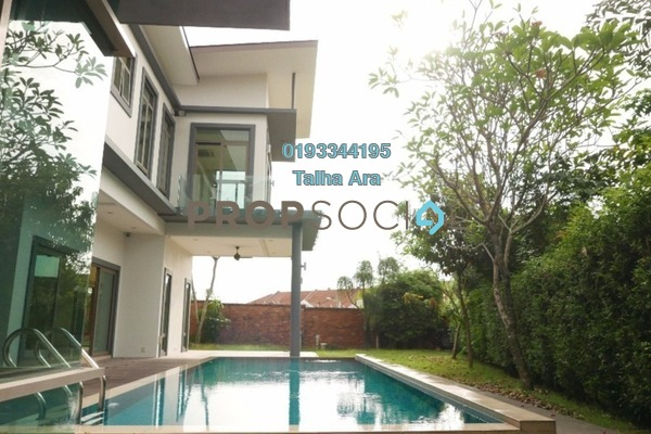 For Sale Bungalow at Bukit Gita Bayu, Seri Kembangan Freehold Unfurnished 6R/6B 5.2m