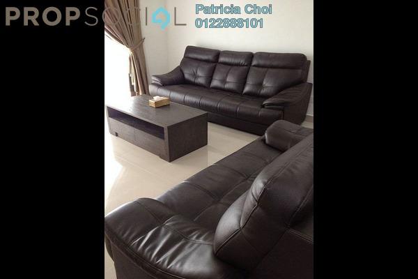For Rent Condominium at Mas Kiara Residences, TTDI Freehold Fully Furnished 3R/2B 3k