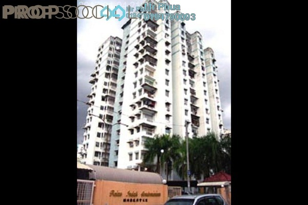 For Sale Apartment at Relau Indah, Relau Freehold Fully Furnished 3R/2B 350k