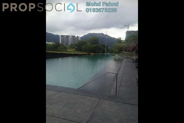 For Rent Condominium at Taman Melawati, Melawati Freehold Fully Furnished 3R/3B 3.7k
