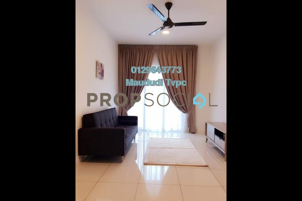 For Rent Condominium at EcoSky, Jalan Ipoh Freehold Fully Furnished 2R/2B 2.2k