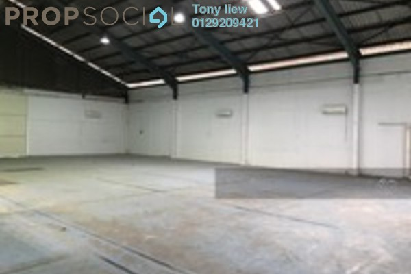 For Rent Factory at Taman Perindustrian Puchong, Puchong Freehold Unfurnished 0R/0B 16k
