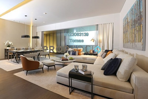 For Sale Condominium at Northpoint, Mid Valley City Freehold Semi Furnished 2R/2B 719k