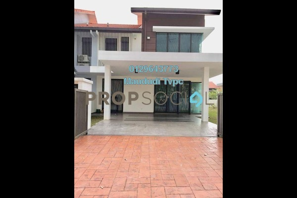 For Sale Terrace at Tari, Alam Impian Freehold Semi Furnished 5R/5B 1.45m