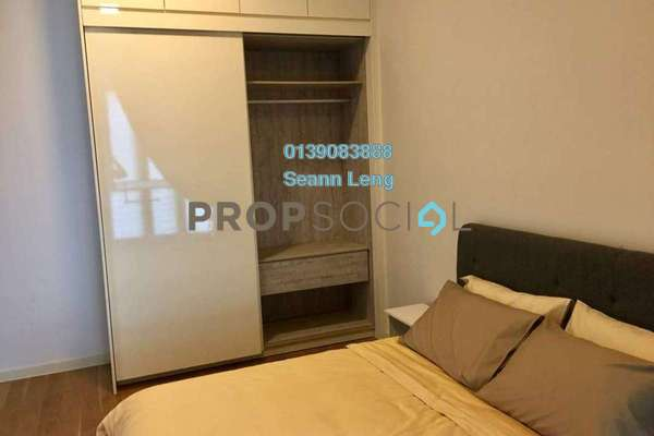 For Rent Condominium at Vogue Suites One @ KL Eco City, Mid Valley City Freehold Fully Furnished 1R/11B 3.5k