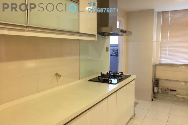 For Sale Condominium at The Saffron, Sentul Freehold Semi Furnished 3R/3B 1.18m