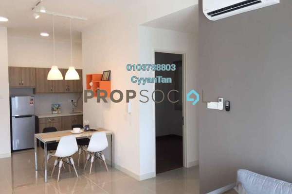 For Rent Condominium at Desa Green Serviced Apartment, Taman Desa Freehold Fully Furnished 3R/2B 2.15k