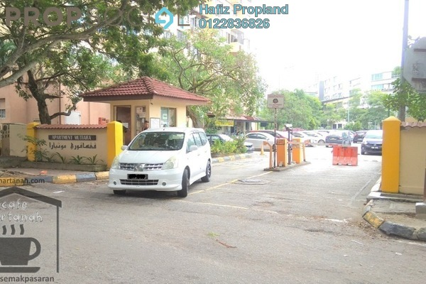 For Rent Apartment at Mutiara Apartment, Old Klang Road Freehold Unfurnished 3R/2B 950translationmissing:en.pricing.unit