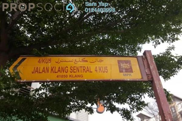 For Sale Shop at Klang Sentral Commercial Centre, Meru Freehold Semi Furnished 0R/2B 250k