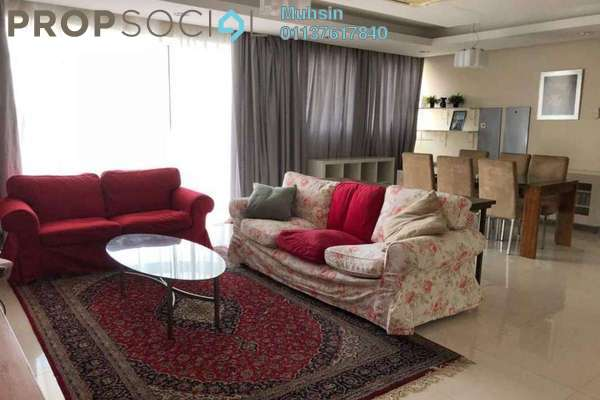 For Rent Condominium at The Residence, TTDI Freehold Fully Furnished 4R/2B 3.5k