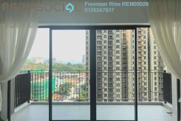 For Rent Condominium at Residensi 22, Mont Kiara Freehold Semi Furnished 3R/3B 5.5k