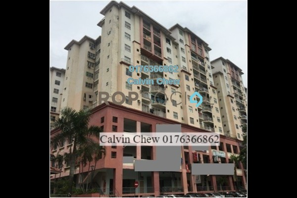 For Sale Duplex at Vista Magna, Kepong Freehold Unfurnished 3R/3B 378k
