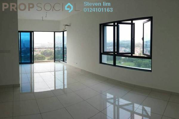 For Rent Condominium at The Link 2 Residences, Bukit Jalil Freehold Semi Furnished 3R/2B 2.8k