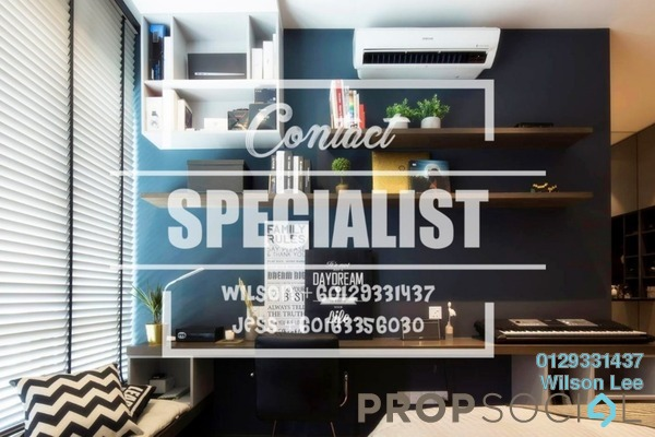 For Sale Condominium at Nadia, Desa ParkCity Freehold Fully Furnished 3R/3B 1.18m