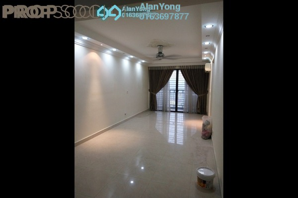 For Rent Condominium at Rivercity, Sentul Freehold Fully Furnished 3R/2B 2.2k